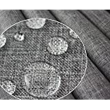 tukan-tex Polyester PU waterafstotende waterdichte stof   Oxford 300D   linnenlook (grijs 1023A)