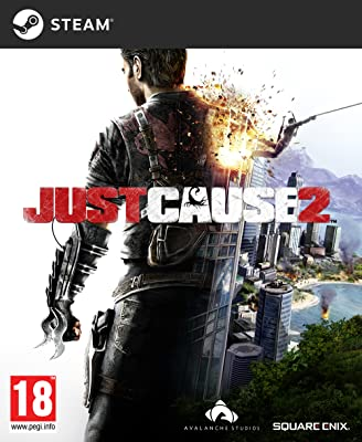 Just Cause 2 [PC Code - Steam]