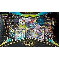 Pokémon JCC - Shining Fates - Collection Premium Shiny Crobat VMAX / Shiny Dragapult VMAX (Un au hasard)