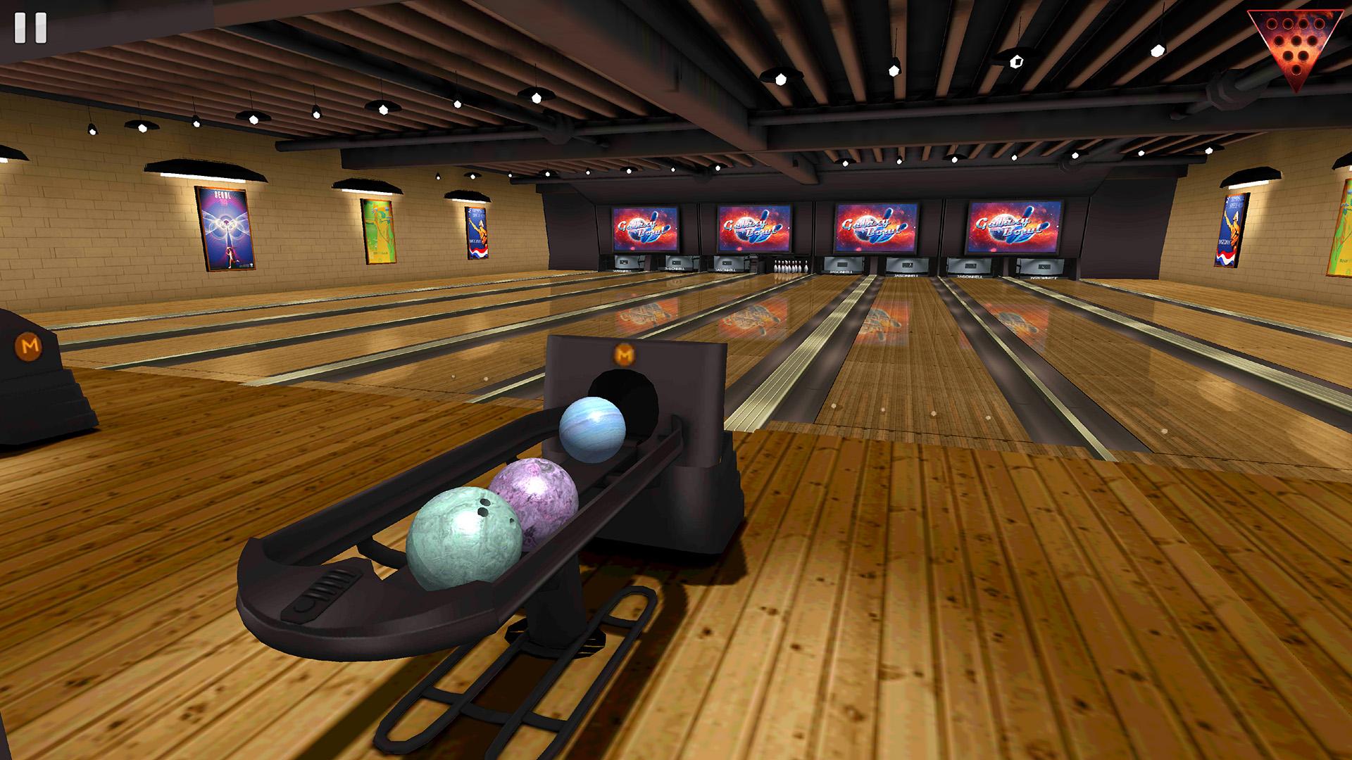 Galaxy Bowling Lite: Amazon.de: Apps für Android