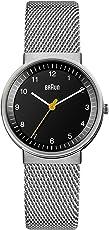 Braun Quarzuhr Unisex Unisex Ladies Classic Watch  33 mm
