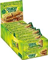 Nature Valley Crunchy Oats & Honey, Müsliriegel, 18x2-Bar Pack (18 x 42g)