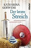 Der letzte Streich: Ein Krimi aus dem Bayerischen Wald (Bayerischer-Wald-Krimis 5)