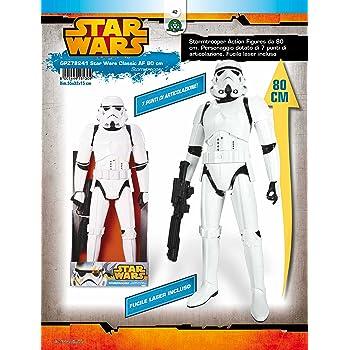 personaggio di star wars stormtrooper 80 cm