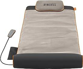 Homedics Stretch Stretchingmatte inspiriert durch Yoga - Yogamatte Gymnastikmatte Fitnessmatte mit 7 Luftkammern für Fitness und Entspannung, Dehnung der Muskulatur und Verbesserung der Beweglichkeit
