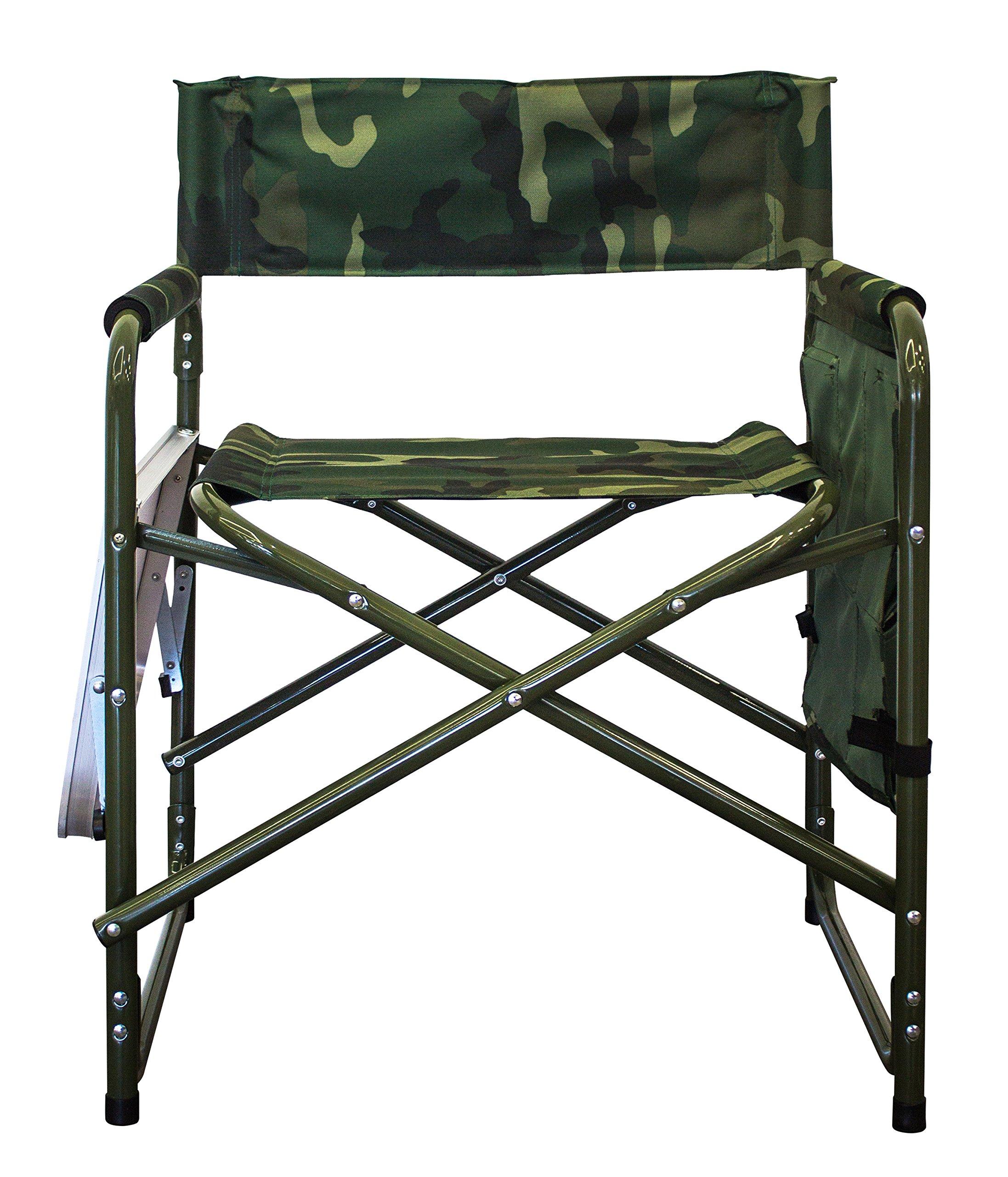 Sedia Da Regista Con Nome.Xone Poltrona Regista Camouflage Da Campeggio Pieghevole Sedia
