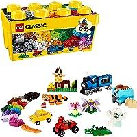 LEGO 10696 Classic La boîte de Briques créatives, Rangement Facile des Jouets, Cadeau de Fan Masters