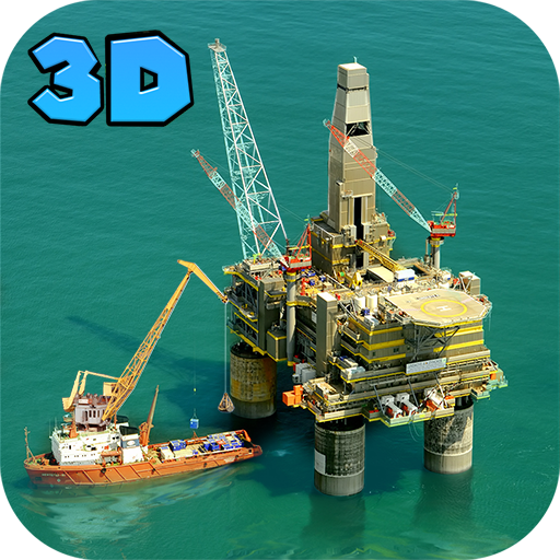 Base-team (Oil Platform Construction Team | Ocean Base Building Simulator)