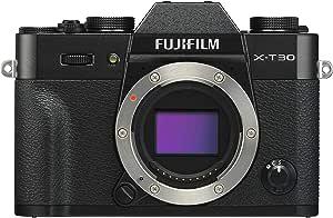 Fujifilm 16619566 Appareil Photo Hybride X-T30 Noir