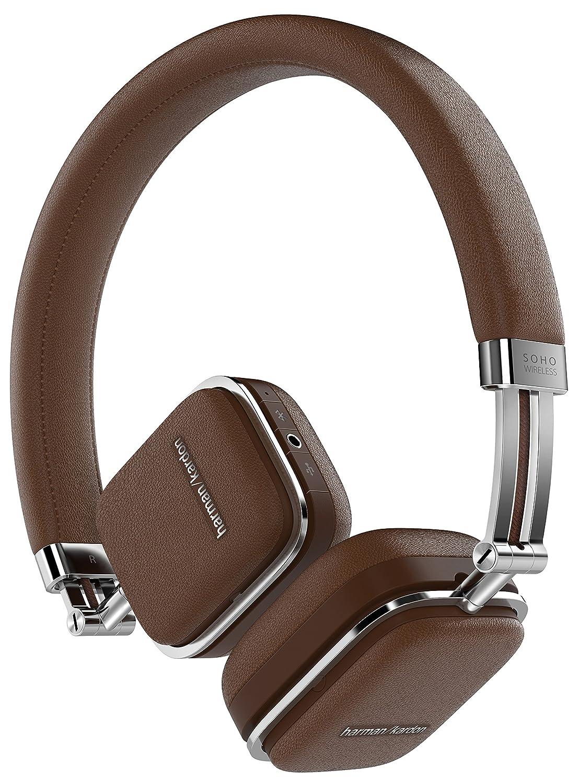 Harman Kardon Soho Wireless Mini Kopfhörer braun