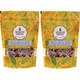 Monsoon Harvest Toasted Millet Muesli, Fig & Honey with Salted Pistachios (500 g) - Pack of 2 x 250 g