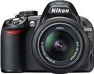 Nikon D3100 Digital SLR Camera with 18-55mm VR Lens Kit (14.2MP) 3 inch LCD (Renewed)