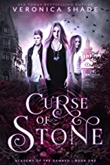 Curse of Stone (Academy of the Damned Book 1) Kindle Edition