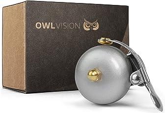 OWL VISION Fahrradklingel Hoot - Classic