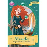 Disney Princess: Merida: The Legend of the Emerald: A Jewel Story (Disney Chapter Book (ebook))