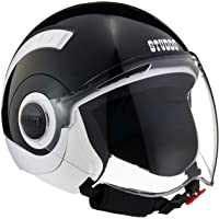 Studds Nano Helmet White/Black (560MM)