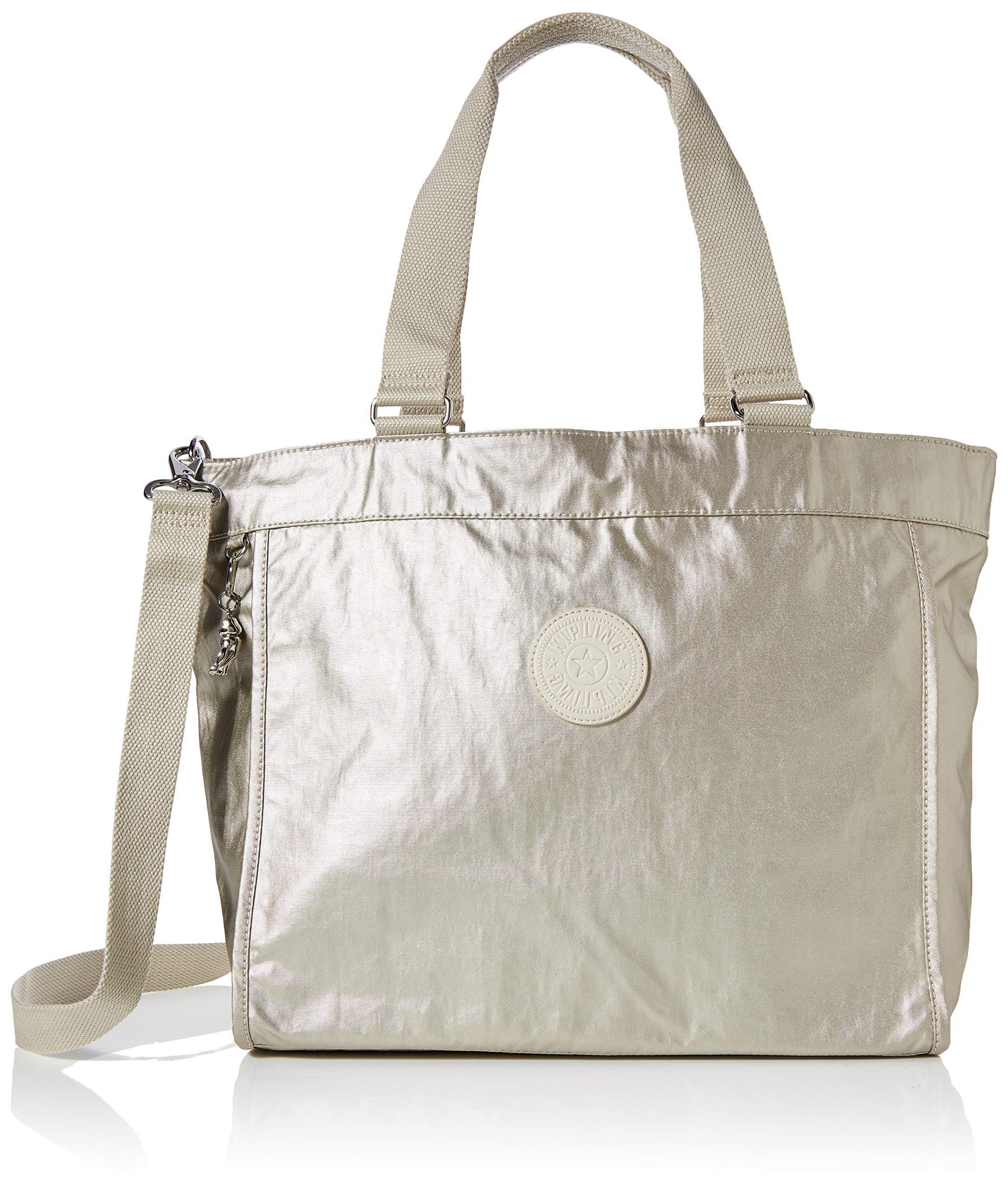 Kipling New L, Bolso Shopper para Mujer, 48.5x34x17.5 centimeters (B x H x T)