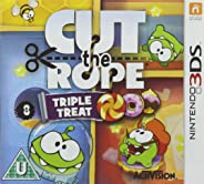 Cut the Rope Triple Treat (Nintendo 3DS) (PAL)