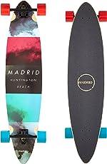 Madrid Longboard-Komplettset