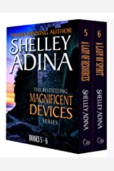 Magnificent Devices: Books 5-6 Twin Set: Two steampunk adventure novels in one set (Magnificent Devices Boxset Book 2) Kindle Edition