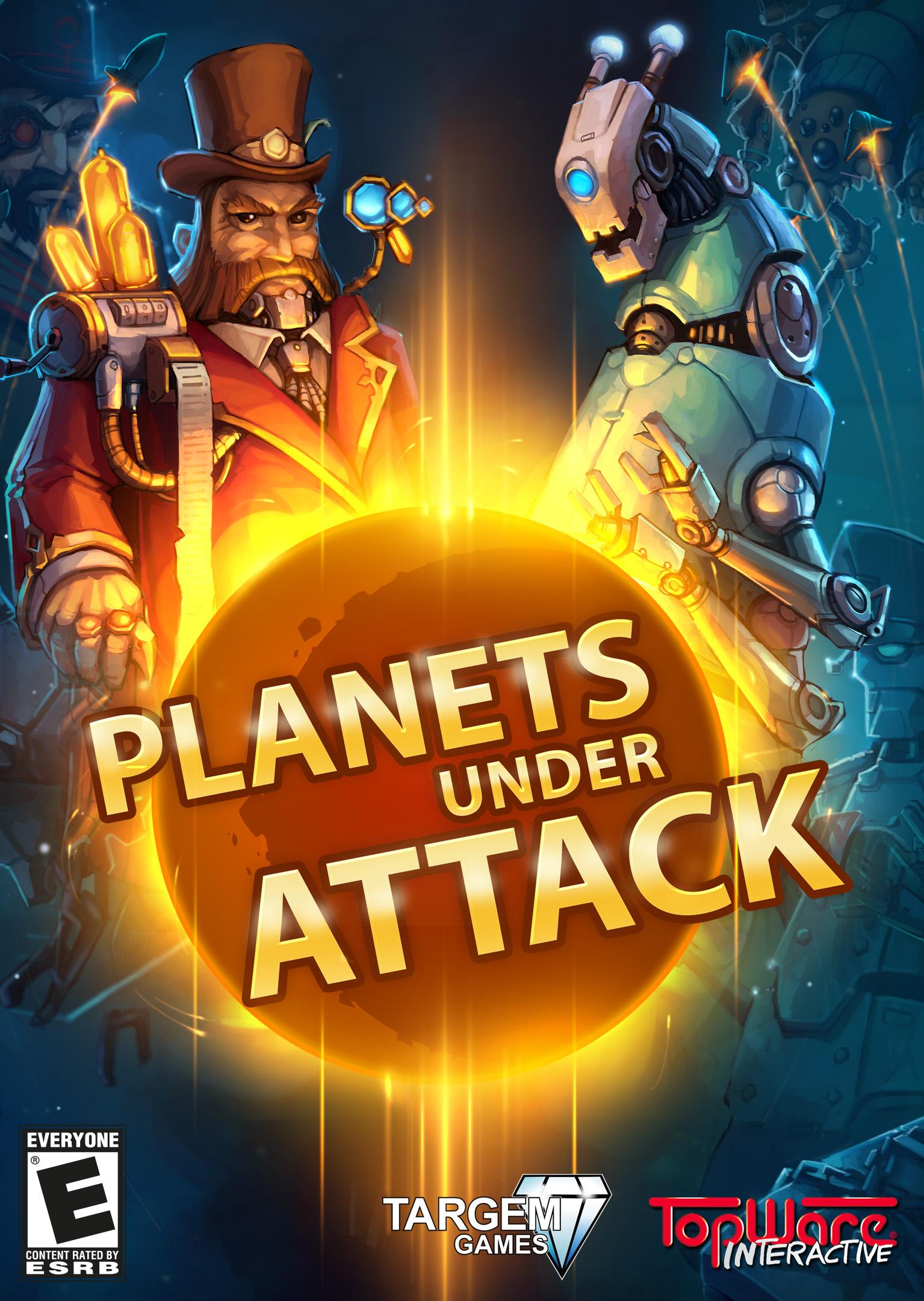 (Planets under Attack [Mac])