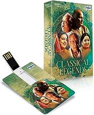 Music Card: Classical legends  - 320 kbps MP3 Audio  (4 GB)