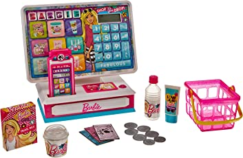 Barbie Blinging Cash Register Toy