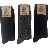 calzini caldi in lana d 'angora per uomo e donna,calze calzini invernali per il freddo made in italy,altezza metà…