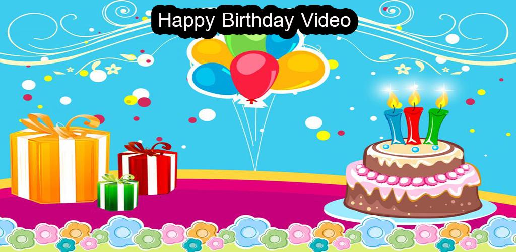 Alles Gute zum Geburtstag Video: Amazon.de: Apps für Android