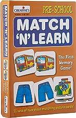 Creative Educational Aids P. Ltd. Match N Learn
