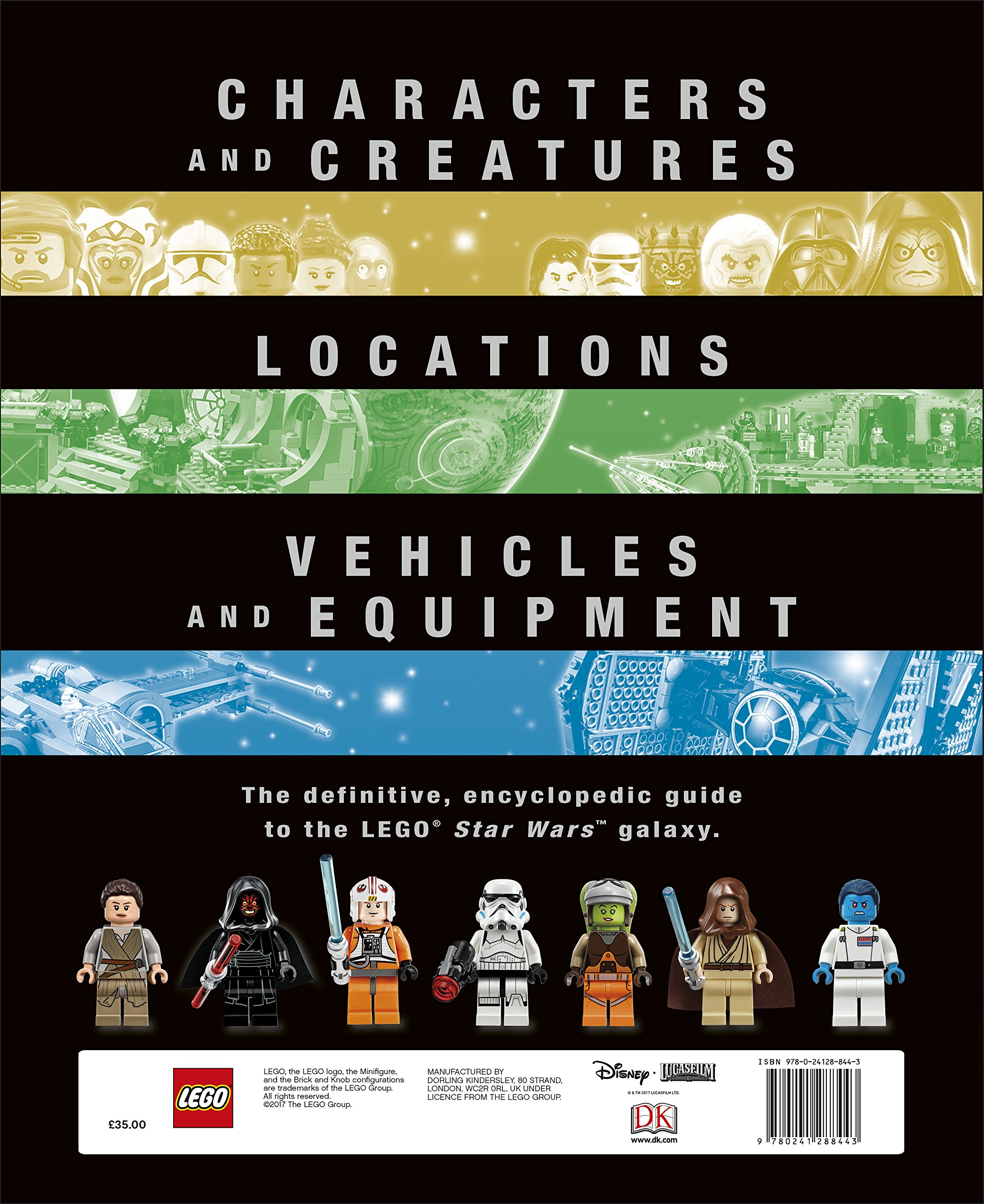 Ultimate LEGO Star Wars: Includes two exclusive prints 2 spesavip