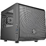 Thermaltake Core V1 Cube Case schwarz Mini ITX