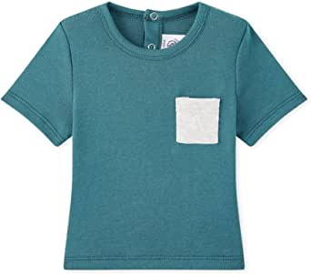 Petit Bateau T Shirtmc T-Shirt B/éb/é gar/çon
