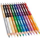 Jolly 3000-0503 Superstick Crazy Färgpennor 24 Färgar Paket med 12