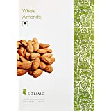 Amazon Brand - Solimo Almonds, 1kg