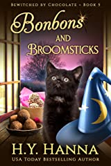 Bonbons and Broomsticks (BEWITCHED BY CHOCOLATE Mysteries ~ Book 5) Kindle Edition