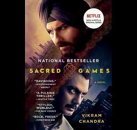 Sacred Games A Novel P S English Edition Ebook Chandra Vikram Amazon De Kindle Shop