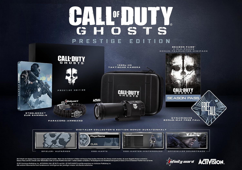 Call of Duty: Ghosts [Download - Code, kein Datenträger enthalten ...