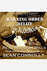 Warning Order Belize: British Army on the Rampage, Book 1 Audible Audiobook