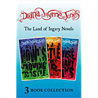The Land of Ingary Trilogy (includes Howl's Moving Castle) (English Edition)