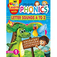 Learn with Phonics Book - 1