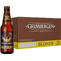 Grimbergen Birra Blonde (Abbazia) - 24 bottiglie da 330 ml