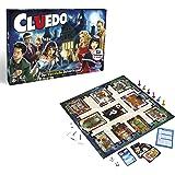 Hasbro Spel 38712398 - Cluedo Familiespel, Veelkleurig