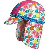 Playshoes UV-Schutz Mütze Blumenmeer Sombrero para Niños