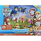 PAW Patrol - Kitty Catastrophe - Juego de Regalo con 8 Figuras coleccionables, para niños a Partir de 3 años