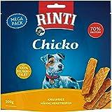 Rinti Extra Chicko - Snack per Cani a Base di Carne di Pollo, Mega Confezione da 500 g