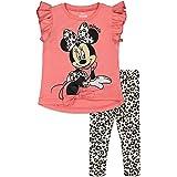 Disney Minnie Mouse T-Shirt & Legging Set