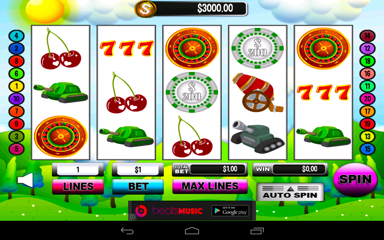 Free Slot Machine Games Turf Troopers Arms Amazon Fr Appstore Pour Android