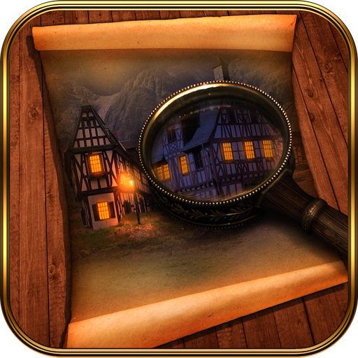 El misterio de Lost Town - Scary Point y aventura haga clic en juego de escape