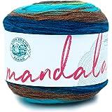 Lion Brand Yarn 525-216 Mandala Yarn, Sphinx,